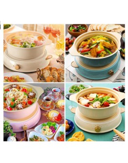 IRIS OHYAMA Ricopa IH Multi Cooker 附送料理夹子 (颜色随机)