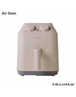 RECOLTE AIR OVEN 氣炸鍋 2.8L 白色 送料理夾子