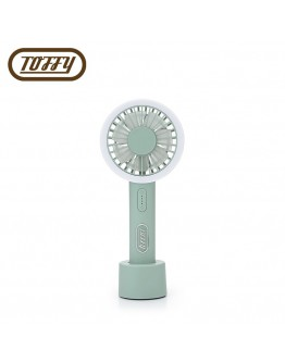 TOFFY LED Handy Fan手持式電風扇(充電式)