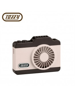 TOFFY LED Camera Fan (充電式)FN04