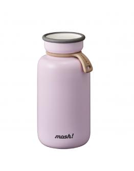 Mosh! Stainless Steel Latte Thermal Bottle (450ml)