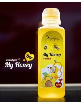 BEE My Honey Buy 2 Free 1 (Buy 520gx 2 Free 380g x1) - Limited Addition