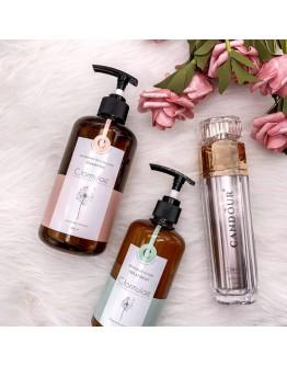 C.Formulae 2.0 Up Size Hair Shampoo & Treatment & Mist【现货】