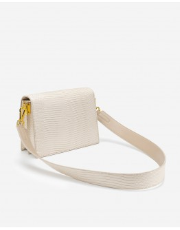 JWPEI Mini Flap Bag - Ivory
