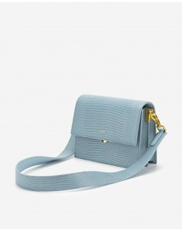 JWPEI Mini Flap Bag - Ice lizard