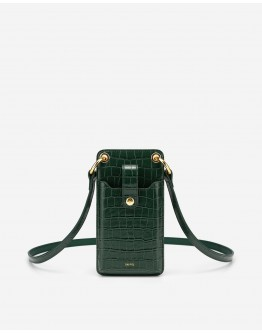 JWPEI Quinn Phone Bag Dark Green