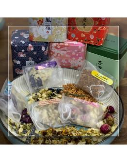 花茶系列 : 新鮮純天然花茶 【單品】預計10天內發貨