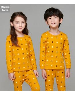韓國製作睡衣 - Plus Mustard 【預計11月尾發貨】