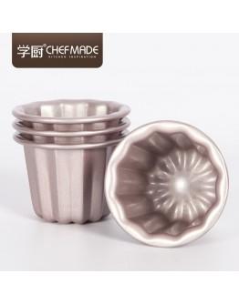chefmade single non stick cake mould 单个不粘蛋糕模具 WK9772-4【预计11月头发货】