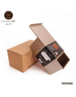 chefmade Toast Mold 450g 不粘吐司面包模具 WK9054 【預購11月頭發貨】