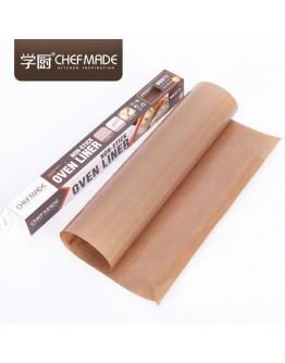 chefmade Non-stick Oven Liner 耐高温双面不粘烘焙油布 45.5*38.5cm 【預購11月頭發貨】
