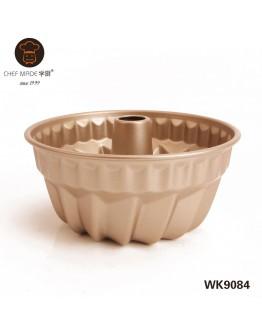 chefmade 6.5-Inch Bundt Pan 6.5寸蛋糕模 WK9084 【預購11月頭發貨】
