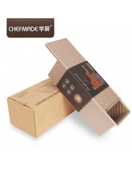 chefmade  toaster 350g 不粘土吐司面包模具 WK9403 【预购11月头发货】