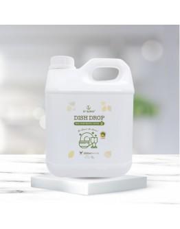 D' KOSO 黄梨酵素Dish Drop 超级配套 (500ml + 2L refills packs )