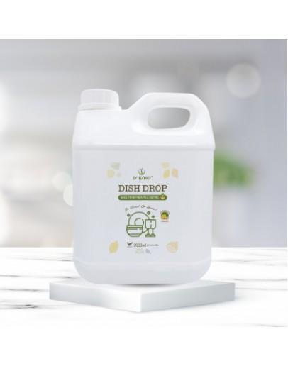 D' KOSO 黄梨酵素Dish Drop 2L refills packs 补充包