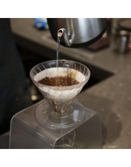 Freshly roasted coffee ETHIOPIA LIMU WOLENSO Whole Bean 250g