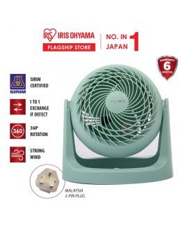 IRIS OHYAMA Air Circulator Fan Portable Light Weight 風扇