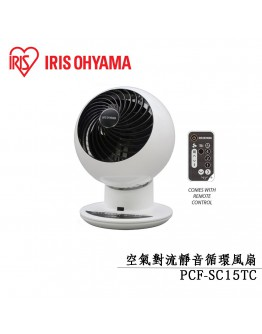 IRIS OHYAMA PCF-C15T 空氣對流靜音循環風扇