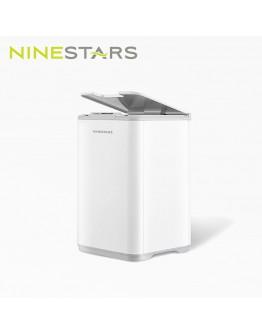 NINESTARS 防水感應垃圾桶(倒數關蓋/含內筒) 10L 白色【 預計10月尾發貨 】