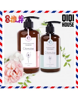 C.Formulae 2.0 Up Size Hair Shampoo & Treatment 【现货】
