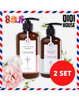 C.Formulae 2.0 Up Size Hair Shampoo & Treatment x2套【现货】