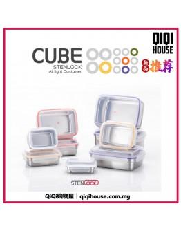 Stenlock Posco 304不锈钢保鲜盒 (Cube series) 【預購5月中發貨】