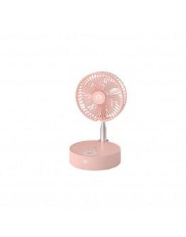 Yohome 折疊加濕風扇搖頭款(七葉升級款)-預计8月尾發貨
