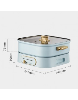 Yohome Multi Purpose Pot + Induction Cooker 多功能鍋 【预计5月中号发货】