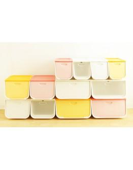 IRIS OHYAMA 收納箱3件組(M size)【10天內發貨】