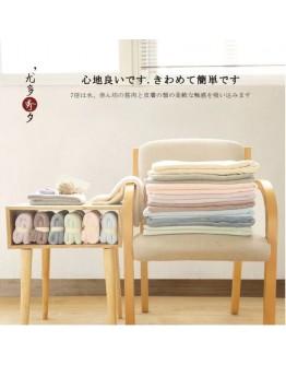 YODO 浴巾8件组 150x75cm (包色)【預購11月中發貨】