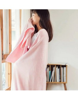 YODO 浴巾8件组 150x75cm (包色)