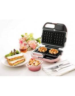 Vitantonio Waffle Machine– Pink 【預計5月中發貨】