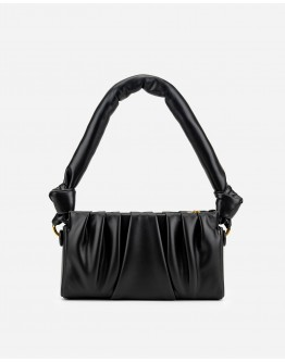 JWPEI Mila Shoulder Bag - Black