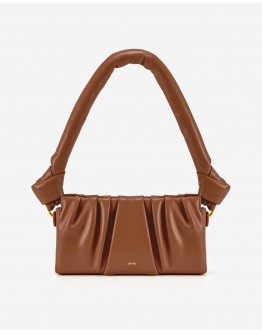 JWPEI Mila Shoulder Bag - Brown