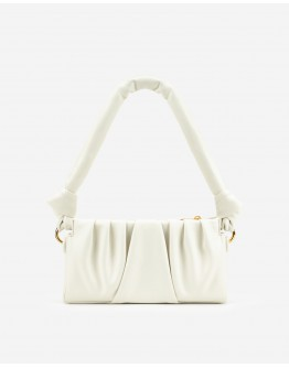 JWPEI Mila Shoulder Bag - Ivory
